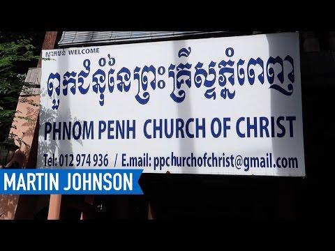 CAMBODIA CHURCH OF CHRIST