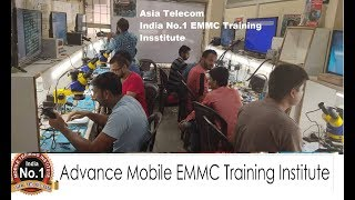 Live Emmc Class - Student Upgrade Storgae / Dead Boot Repair / Asia Telecom Technician Must Watch