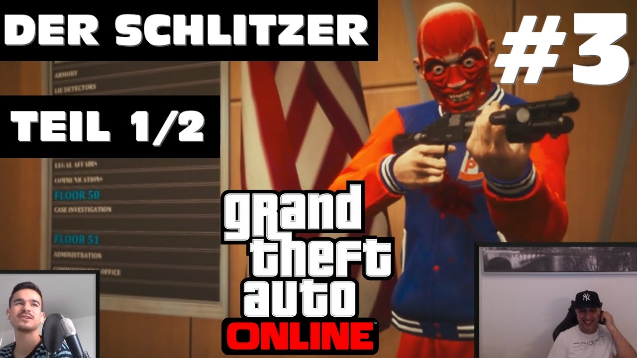 gta 5 online 3 horror pur der schlitzer info mit feelgamingtv erne bereal q abonnenten. Black Bedroom Furniture Sets. Home Design Ideas