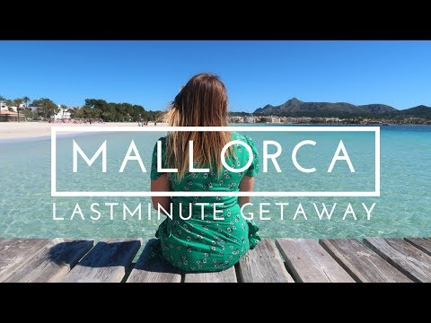 Lastminute Mallorca Holiday - With TUI and Vouchercloud