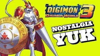 [√ LIVE #737 ] DIGIMON WORLD 3 ( EP.2 ) | #NOSTALGIA Walkthrough Longplay