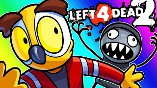 Left 4 Dead 2 Funny Moments - Low Budget Models Ft. Mexican by the Foot!