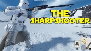 The Sharpshooter Star Wars Battlefront