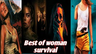 One of the Best Female survival Movies. @filmibheja