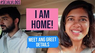 Hey Guys! I am finally home and guess what! I am off to Mumbai agai...
