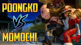 SFV ▰ Poongko (Abigail) Vs Momochi (Ken)  First To 3  【Street Fighter V】