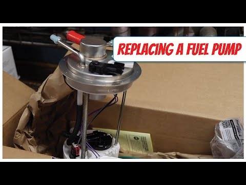 How to Replace a Fuel Pump in GMC Sierra / Silverado – Fuel Pump Replacement