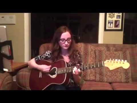 12 year old Lauren Mask ~Landslide~