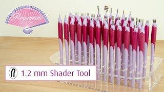 Pergamano Tools 101 - 1.2 mm Shader Tool