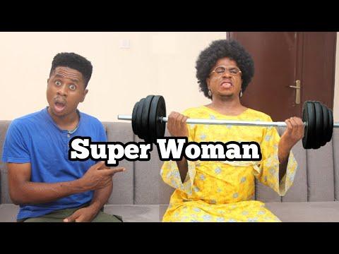 SUPER WOMAN | Mc Shem Comedian