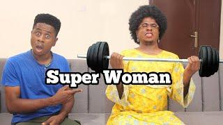 Download Mc Shem Comedian - AFRICAN HOME: SUPER WOMAN - Mc Shem Comedian