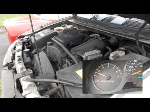Engine noise   Chevy Trailblazer LS 2002