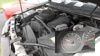 Engine noise | Chevy Trailblazer LS 2002