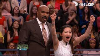 Audience Member Becomes One Of Steve Harvey