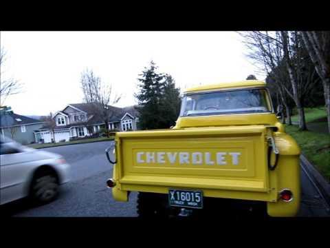 1958 NAPCO Chevrolet 3100
