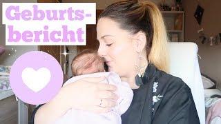MEIN GEBURTSBERICHT! | Einleitung nach Blasenriss! |Schmerzen & PDA  | Linda