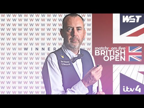Williams Claims 24th Ranking Title | Matchroom.Live British Open