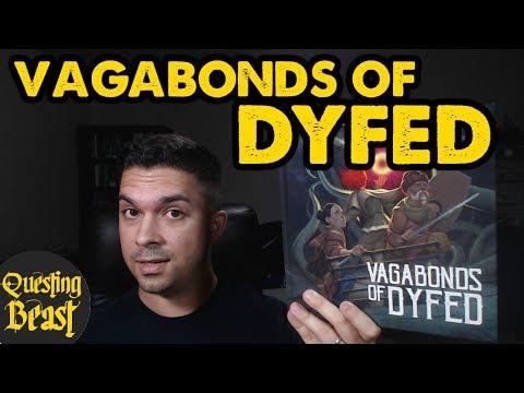 Vagabonds of Dyfed: OSR PbtA book review