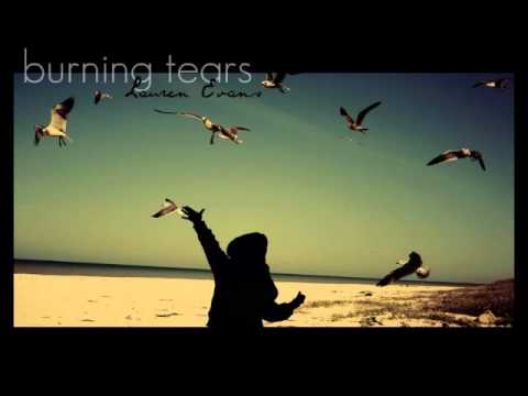 Burning Tears - Lauren Evans w/Lyrics+download