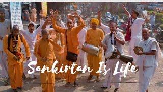 Sankirtan is not a Wave, Sankirtan is the Culture and Life | Srila Prabhupad book distribution