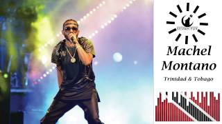 Machel Montano ~ Endless Wuk ~ Soca 2015