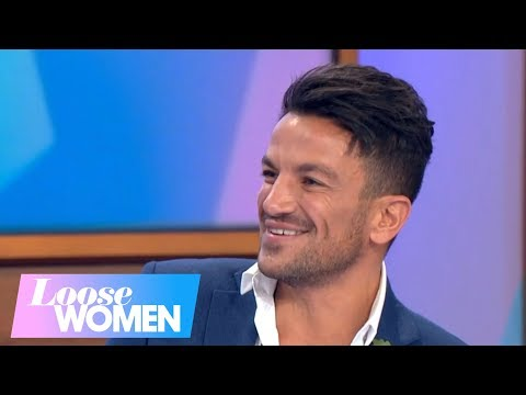 Peter Andre Shocks the Panel With a Secret | Loose Women