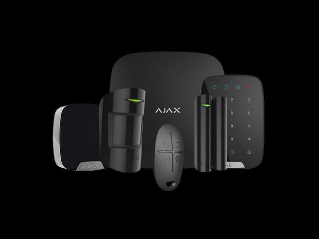 AJAX, le dispositif de sécurité par Excellence