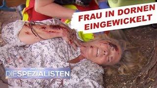 Kind ruft Krankenwagen: Großmutter schwer verletzt   Auf Streife - Die Spezialisten   SAT.1 TV