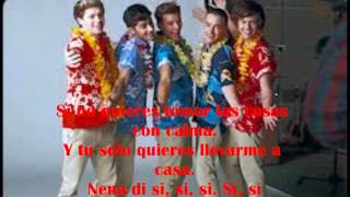 ONE DIRECTION- KISS YOU (traducida a español)