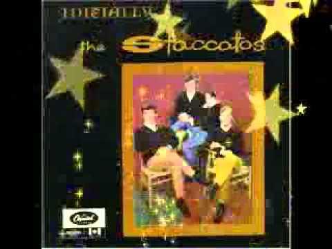 Staccatos  Half Past Midnight * STEREO * Underground Records CANADA, 1990