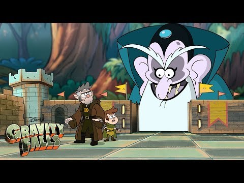 Смотрите сегодня видео новости Trapped in a Board Game | Gravity Falls |  Disney Channel на онлайн канале Russia-Video-News Ru