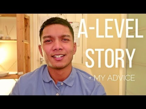 HOW I WENT FROM D TO AN A* | MY A LEVEL STORY + ADVICE ON HOW TO BOOST YOUR GRADE