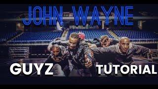 Lady Gaga John Wayne Choreography  Guys