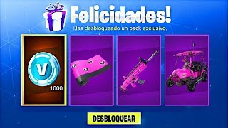 NEW FREE FORTNITE GIFT WITH THESE CAMOUFLAGES