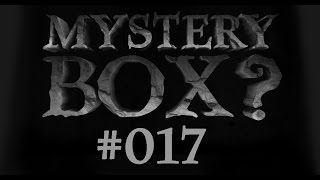 Mystery Box - Episode #017