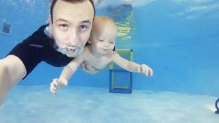 Грудничковое плавание в Ростове-на-Дону | ТоТо #135