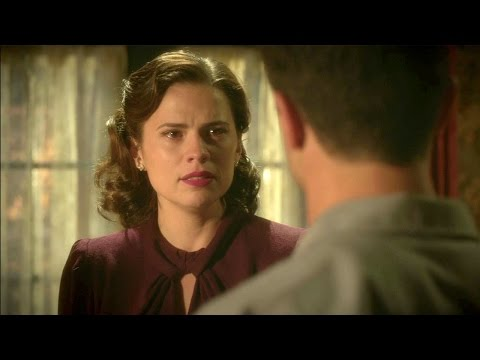 Marvel's Agent Carter  Peggy Confronts Howard Stark
