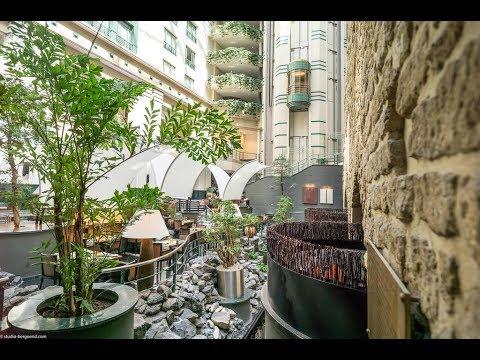 Отель Radisson Blu Royal Hotel Brussels. Бельгия. Брюссель.