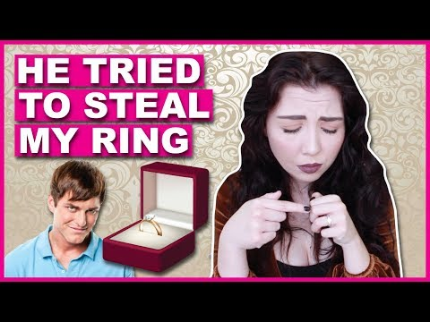 Guy At The Gym Tried To Steal My Engagement Ring | Dreamtime
