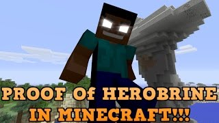 PROOF Of Herobrine in Minecraft Xbox ONE PS4 & Wii U Seed TU33…