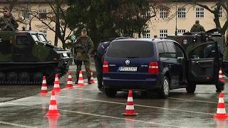 Polizei und Bundeswehr üben Anti-Terror-Einsatz in Murnau