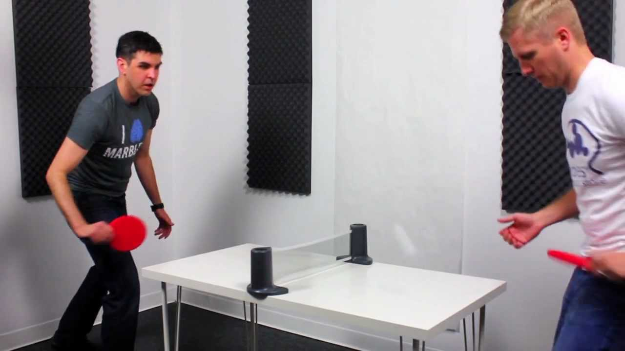 Pongo Ping Pong Set - YouTube