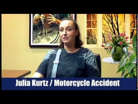 Motorcycle Accident Lawyer Michigan Review From Victim