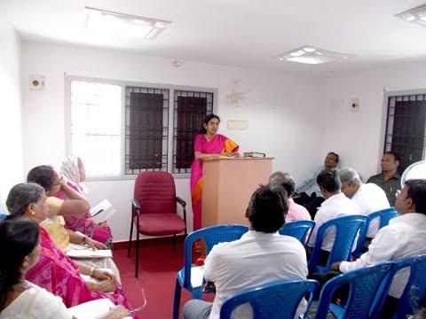 Session 3 - Divine Healing Technician Training - Dec 19, 2017, Chennai