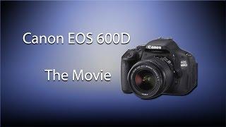 Canon EOS 600D Movie. Видео с зеркального фотоаппарата Canon EOS 600D.(Короткий ролик снятый с помощью зеркального фотоаппарата Canon EOS 600D и объектива Canon 50mm 1.8. Использован 3-х крат..., 2016-03-28T20:25:48.000Z)