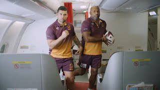 AirAsia | Broncos Safety Video