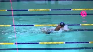 201415 葵涌區學界 聖公會主愛小學 女甲 100米蛙泳