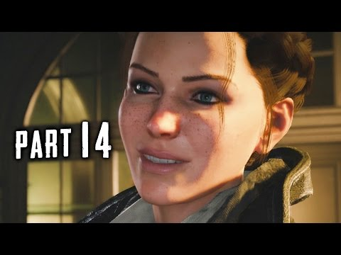 Assassin's Creed Syndicate Walkthrough Gameplay Part 14 - Lady With the Lamp (AC Syndicate)