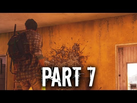 State of Decay 2 Gameplay Walkthrough Part 7 - PLAGUE HEART (Full Game)