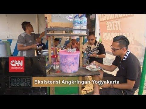 Eksistensi Angkringan Yogyakarta